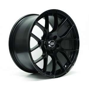Enkei Raijin (Black) Wheels/Rims 5x100 (467 880 8035BK) Automotive