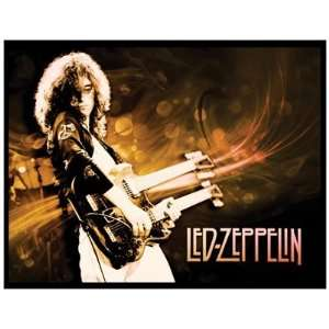 Magnet (Large) LED ZEPPELIN (Jimmy Page)
