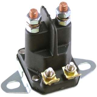 STARTER SOLENOID RELAY SWITCH JOHN DEERE KOHLER ENGINE